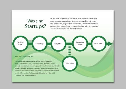 A diagram design sketch, Compansito Ltd., Berlin