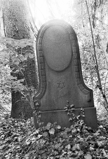 Jüdischer Friedhof Bergfriedhof, Heidelberg