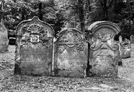 Jüdischer Friedhof, Heinsheim